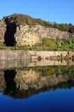 Opal-sjö Royaltyfria Foton