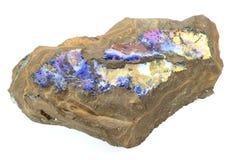 Opale de Boulder Photographie stock