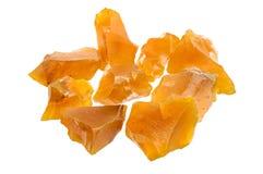 Opale dell'arancia di Brown Fotografia Stock