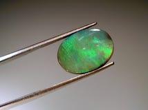 Opale noire photos stock