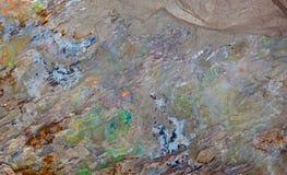Opalen ader stock afbeelding