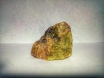 Opalen mineraal Stock Afbeelding