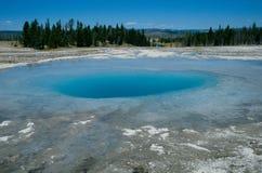 Opalen-pool stock afbeeldingen