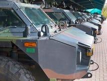 Opancerzeni pojazd wojskowy Obraz Royalty Free