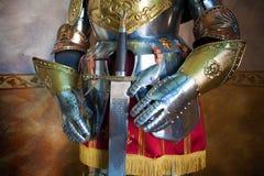 opancerzenie średniowieczny Zdjęcie Royalty Free