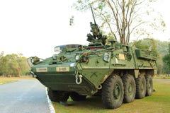 Opancerzonego oddziału wojskowego przewoźnik Obraz Royalty Free