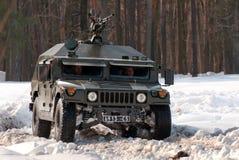opancerzony pojazd wojskowy Zdjęcie Royalty Free