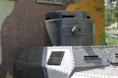 opancerzony pojazd wojskowy Zdjęcia Stock