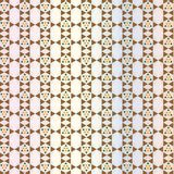Opaque Diamond Seamless Pattern Stock Photography