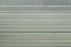 Opaque glass Royalty Free Stock Photography