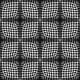 OPart vector seamless pattern Lizenzfreie Stockfotos