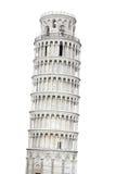 Oparty wierza Pisa Obraz Royalty Free