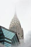 Opary od ulicznego metra w NYC Obraz Royalty Free
