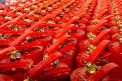 oparzenie konstanty nieustannie podwórzowy gasideł ogień zakłada zagrożenia kadzidłowego lianhua parka shanu świątyni tam zagroż Obrazy Royalty Free