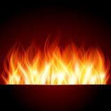 oparzenie ogienia płomień ilustracji