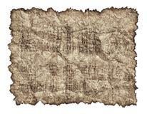 oparzenie rocznik papierowy target180_0_ ilustracji