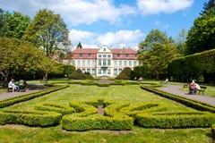 Opata pałac Obraz Royalty Free