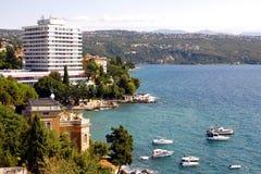OPATIJA - Хорватия Стоковые Изображения