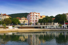 Opatija. Early in the morning Stock Photo