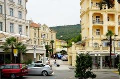 Opatija, Croatia royalty free stock image