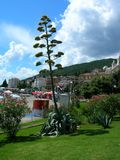 Opatija, Croatia Royalty Free Stock Photography