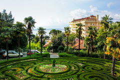 Opatija, Croatia Stock Photography