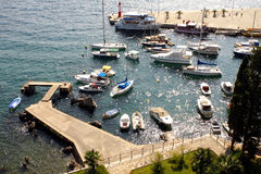 OPATIJA - Croatia Royalty Free Stock Photo