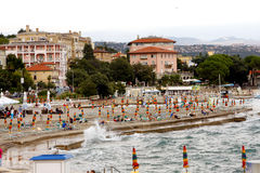 OPATIJA - Croatia Stock Photo