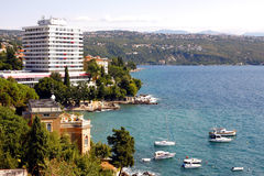 OPATIJA - Croatia Stock Images