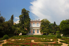 Opatija, Croatie Photo stock
