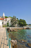 Opatija,Istria,Croatia Stock Photo