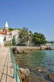 Opatija, Istria, Croatia foto de stock