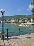 Opatija, Istria, Croatia fotos de stock