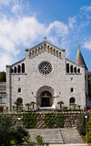 Opatija Kroatië stock afbeeldingen