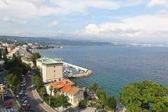 Opatija Kroatien Lizenzfreie Stockfotos