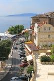 Opatija Kroatien Fotografering för Bildbyråer