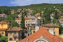 Opatija Kroatien Stockfoto