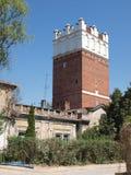 Opatowska Gate, Sandomierz, Poland Royalty Free Stock Photo