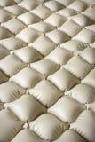 Opblaasbare opblaasbare matras die geen doorgelegen plekken toestaat stock foto