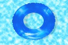 Opblaasbare ring Stock Foto