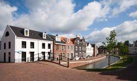 OPbuuren Buiten, die Niederlande Lizenzfreie Stockfotos