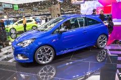 OPC 2015 d'Opel Corsa Image libre de droits