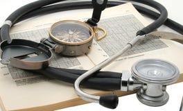 Opción de la especialización médica Fotografía de archivo libre de regalías