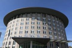 Opcw budynek w Haga holandie obraz royalty free