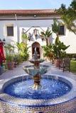 Opdracht San Buenaventura Ventura California royalty-vrije stock afbeeldingen
