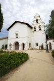 Opdracht San Juan Bautista Royalty-vrije Stock Foto
