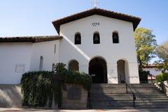 Opdracht San Luis Obispo de Tolosa, San Luis Obispo, dat in centraal Californi? wordt gevestigd royalty-vrije stock foto