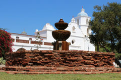 Opdracht San Luis Rey royalty-vrije stock foto