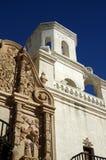Opdracht San Xavier Del Bac Stock Foto