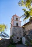 Opdracht Santa Barbara Bell Tower royalty-vrije stock foto